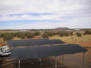 Uluru Shade Structures